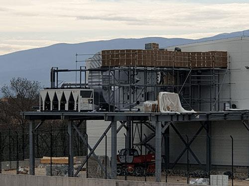 Zavrsetak I faze radova na fabrici MARMEDIKA – Severna Makedonija